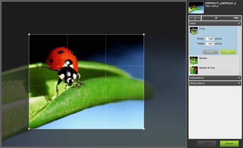 Edicion y creación rápida de imágenes